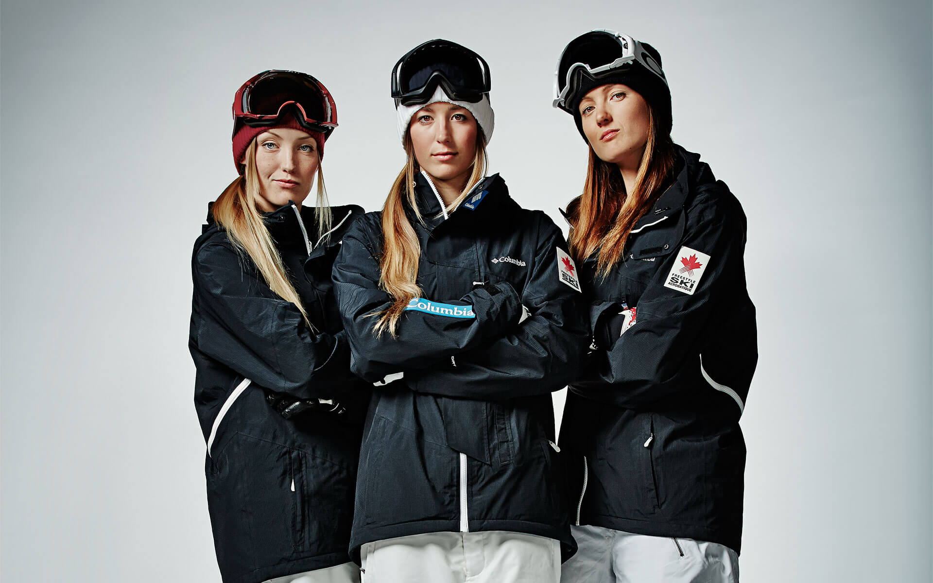 Unified Content, Unified Content Toronto, Aaron Cobb, Milk2Go, Milk 2 Go, Dufour Lapointe Sisters, Skiers, Olympic Skiing, Sisters, Team Canada, Canadian Skiers, Photography, Sports, Athletes, Sports Photography,