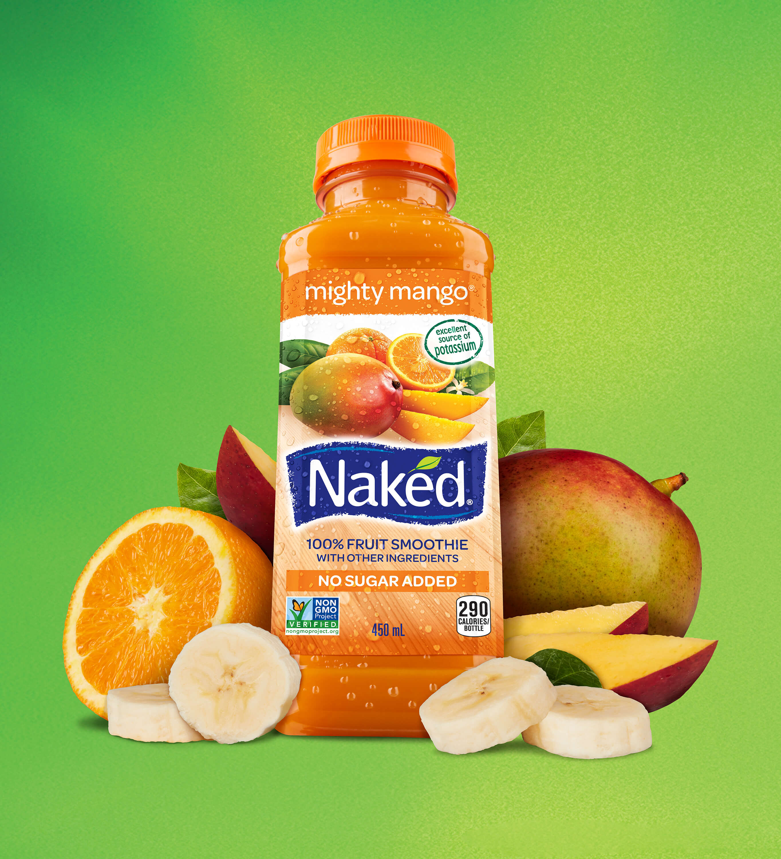 Unified Content, Unified Content Toronto, Aaron Cobb, Naked Juice, Smoothie, Healthy, Juice, Drink, Advertising, Healthy, Healthy choices, food, mango, mighty mango, product, advertising, ad,
