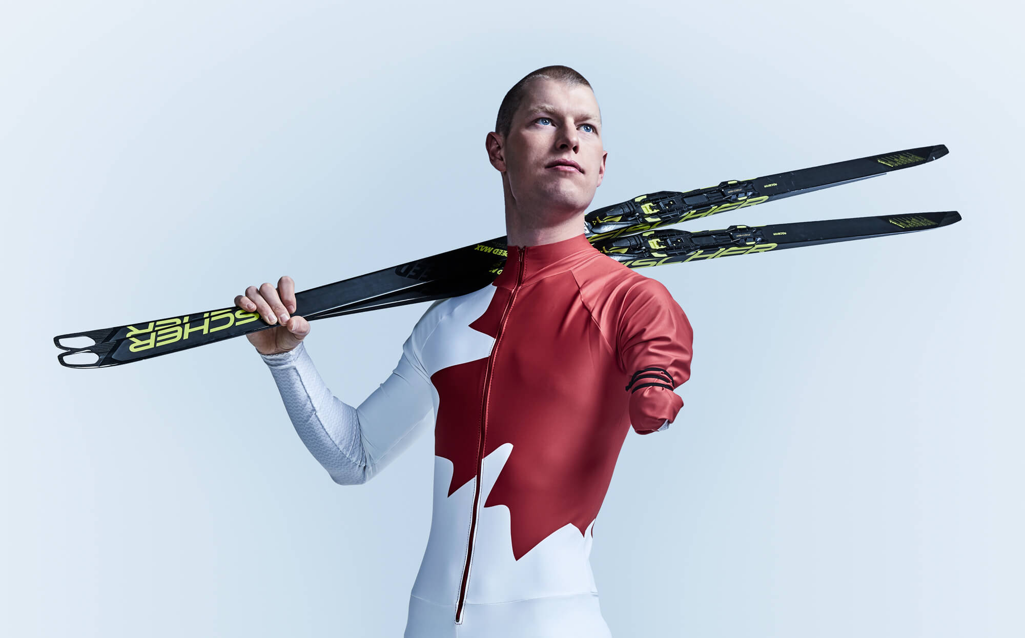 Unified Content, Unified Content Toronto, Aaron Cobb, EnRoute, Skiing, Team Canada, Canadians, Athletes, Canadian Athlete, Canadian Athletes, Professional Skiers, Athlete portrait,