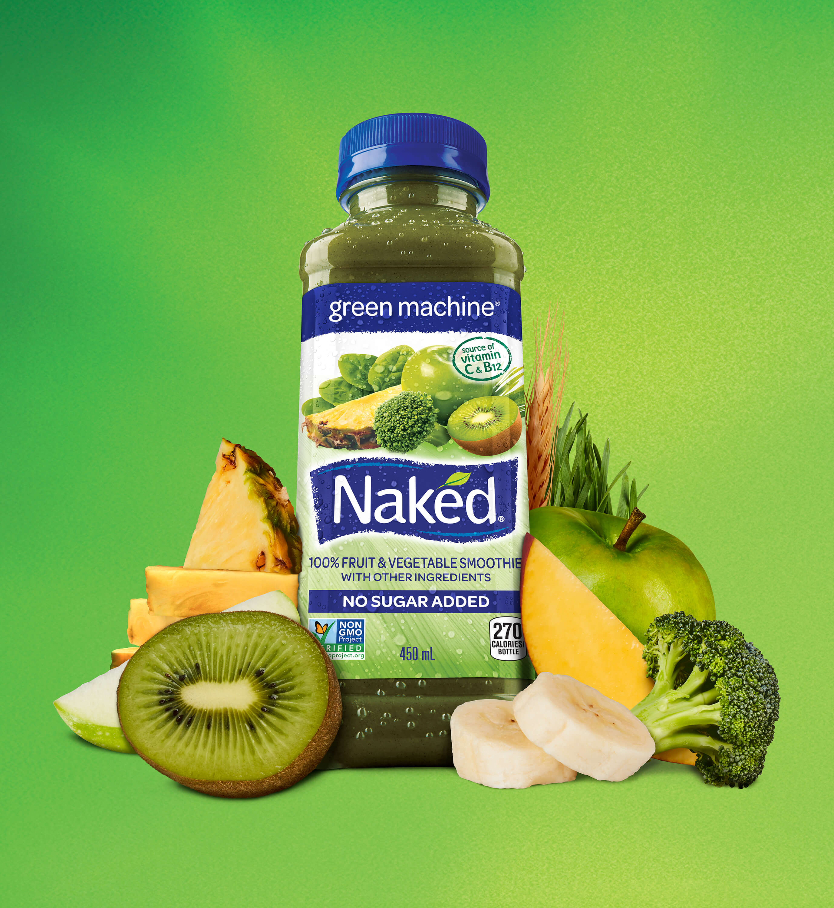 Unified Content, Unified Content Toronto, Aaron Cobb, Naked Juice, Smoothie, Healthy, Juice, Drink, Advertising, Healthy, Healthy choices, food, product, advertising, ad, green machine, green goddess,