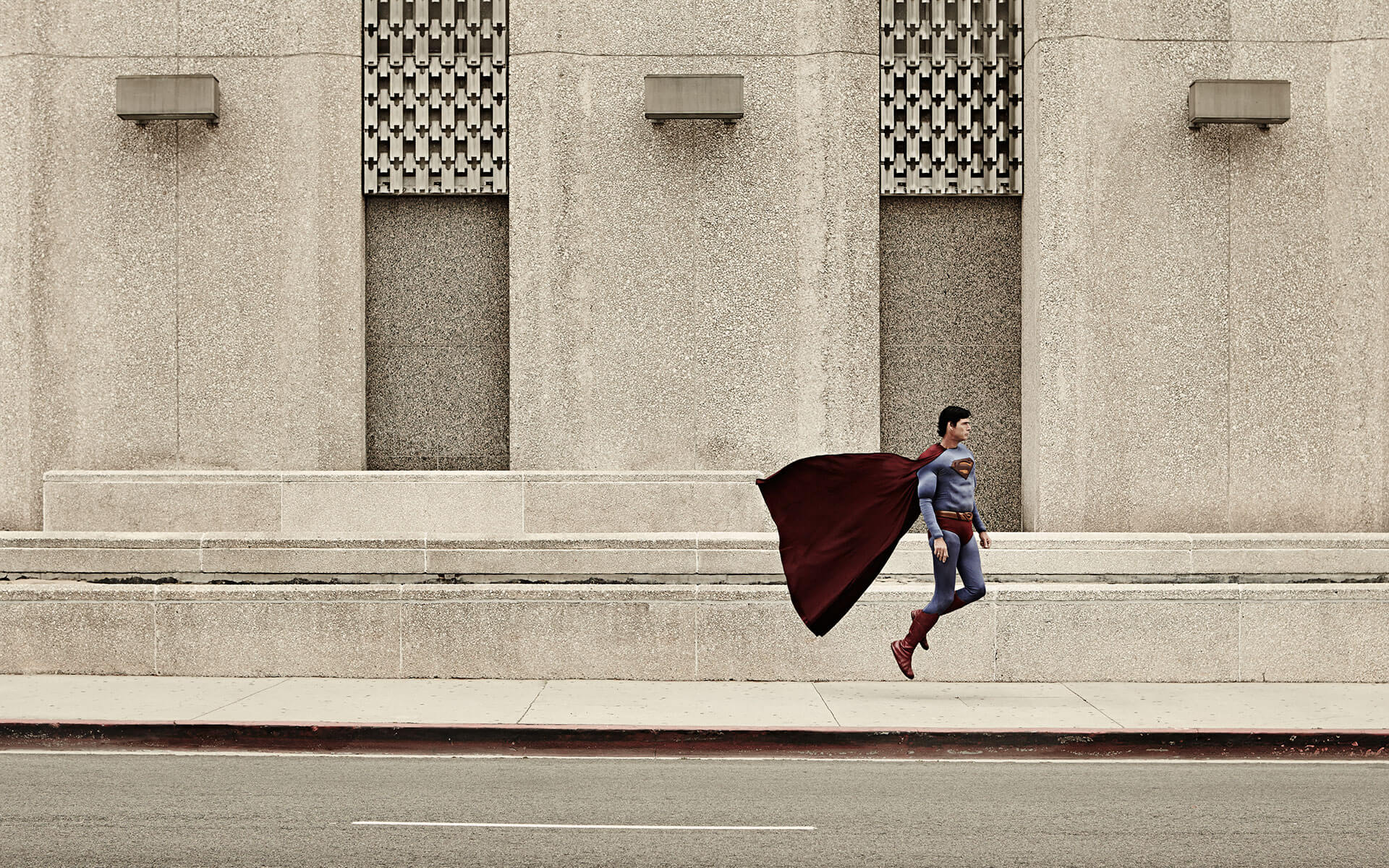 Unified Content, Unified Content Toronto, Aaron Cobb, Superman, superhero, portrait, artistic portrait, marvel, superhero, DC Comics, magic, batman vs. superman, flying, superhero photography, action shot, portrait,