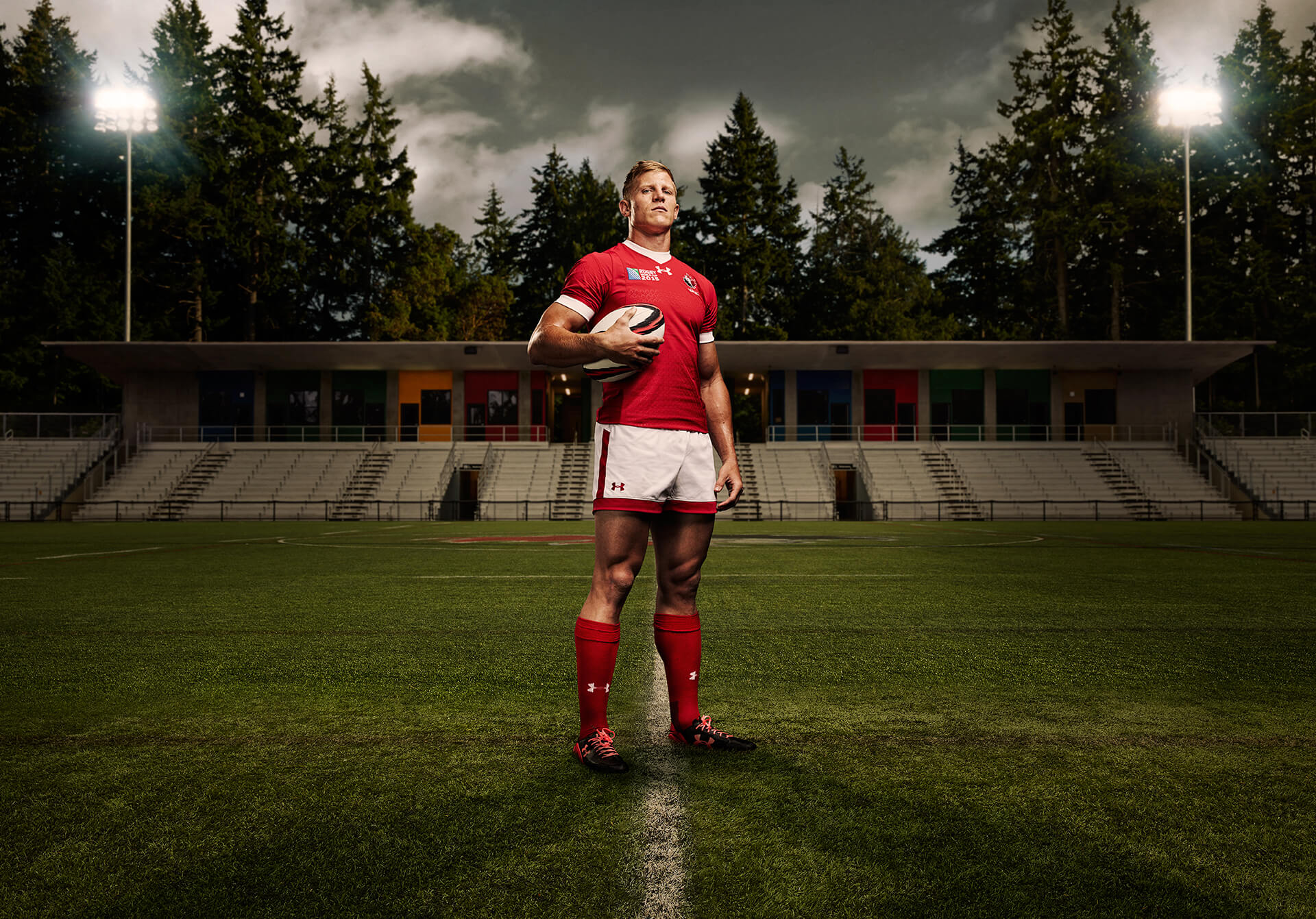 Unified Content, Unified Content Toronto, Aaron Cobb, Under Armour, Rugby, Team Canada, Athlete, Sports Photography, Rugby Canada, Canadian Rugby, John Moonlight,