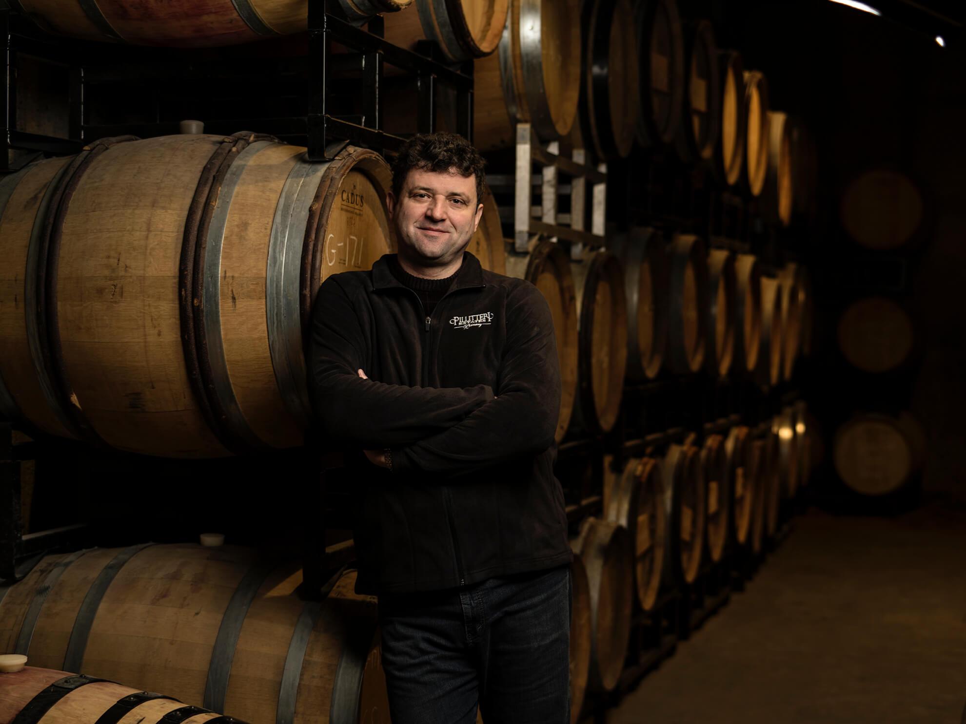 Unified Content, Unified Content Toronto, Max Rosenstein, Pillitteri Estates, Pillitteri Estates Winery, Winery, Niagra Wine, Niagra Region, Niagra, Wine, Canadian Wine, Wine Country, Niagra On The Lake Winery, portrait,